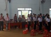 Đại hội Công đoàn cơ sở trường THCS Trần Quang Khải nhiệm kỳ 2017 – 2022